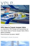 Site VPLP Design par Aire Libre, version mobile