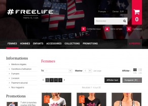 Freelife wear